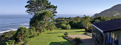 » Breakers B&B, Greymouth - Zu Hause in Neuseeland «