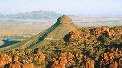 »Gartenroute und Karoo - Südafrika Reise Mietwagen«
