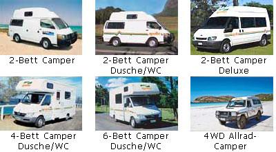 »Mit Preisvergleich - Wohnmobil Australien mieten«