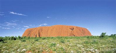 »Uluru (Ayers Rock) - Zu Gast bei Kiwis und Koalas«