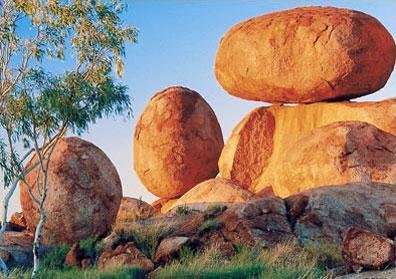 »Devil's Marbles - Rundreise Australien zum Kennenlernen«