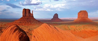 » Monument Valley - Rundreise Golden West USA «