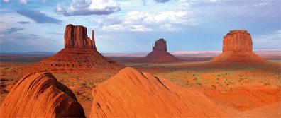»Monument Valley - Rundreise Golden West USA«