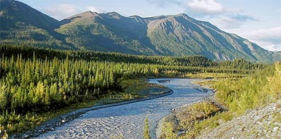 »Faszination Alaska: Wrangell-St. Elias Nationalpark«
