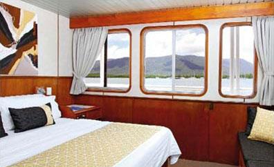 »Wohnbeispiel Deluxe Stateroom - Great Barrier Reef«