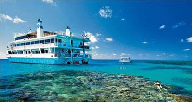 »Faszination Great Barrier Reef - Kreuzfahrten Australien«
