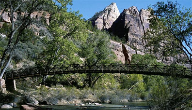 » Great West Mietwagenreise USA: Zion Nationalpark «