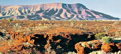 » Karijini Nationalpark - Campingtour am Puls der Natur «