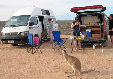 »Günstige Wohnmobile und Camper für Ihren Australien Urlaub«