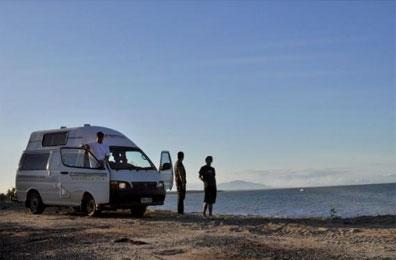 »Mobil sein für wenig Geld - Wohnmobil mieten in Australien«