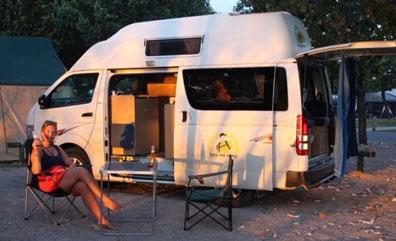 »Wo gibt es die besten Angebote für einen kleinen Camper?«