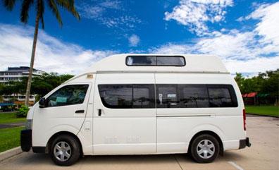 »Auch als Paket Flug + Camper + Hotel Australien buchbar«