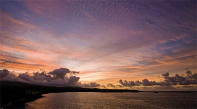 »Romantisches Hawaii Reise: Hanapepe Bay«