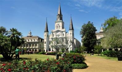 »Historischer Süden: Mietwagenreise nach New Orleans«