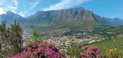 »Höhepunkte um Kapstadt: Tafelberg Kapstadt«