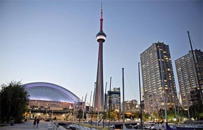 »Glanzlichter Kanadas: Reise nach Toronto«