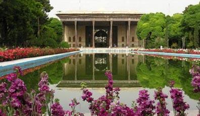 »Chehel-Sotun-Palast in Isfahan - Höhepunkte Persiens«