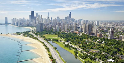 » Reise nach Chicago - Mietwagentour Great Lakes 14 Tage «