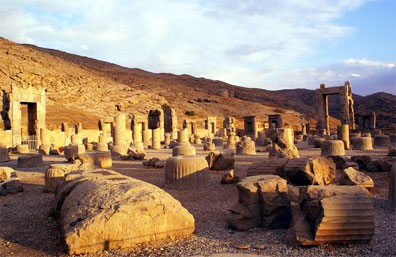 »Klassischer Iran: Königsresidenz Persepolis, UNESCO Erbe«