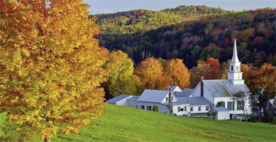 » Reise nach Vermont - Rundreise Best of New England «
