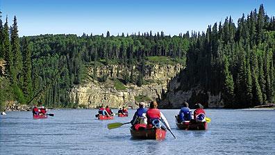 »Hiking & Kanu Adventure: Kanada Erlebnisreise«