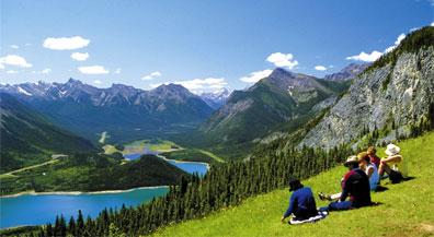 »Hiking & Kanu Adventure: 14 Tage / 13 Nächte ab Calgary«