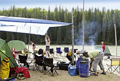 »Kanada Erlebnisreise: Aktiv in der herrlichen Landschaft«