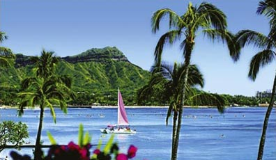» Mietwagenrundreise Insider Hawaii - Diamond Head, Oahu «