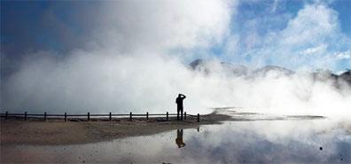 »Inselflair und Weltstadtzauber - Rotorua Neuseelandreise«