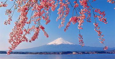 »Besteigung des Fuji-San - Zauberhaftes Japan Rundreise«
