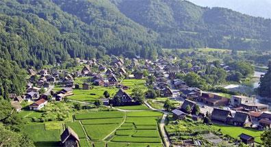 »Zauberhaftes Japan Rundreise: Shirakawa-go«