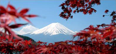 »Ausblicke auf den Berg Fuji - Rundreise Japan«
