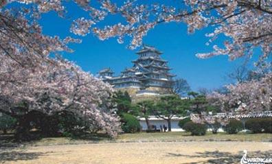 »Burg von Himeji - Japans Höhepunkte aktiv erleben«