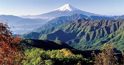 »Heiliger Berg Fuji-san - Zwischen Tradition und Moderne«