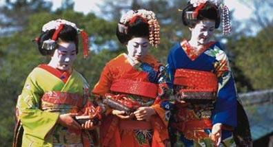 »Zauberhaftes Japan - Geishas in Kyoto«