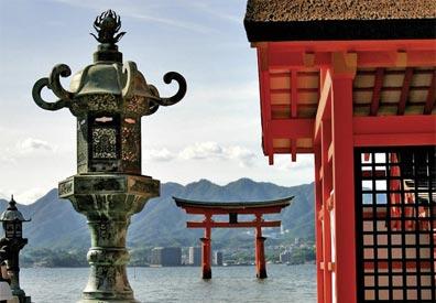 »Itsukushima-Schrein, Miyajima - Studienreise Japan intensiv«