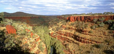 » West-Australien Rundreise - Pilbara Karijini Nationalpark «