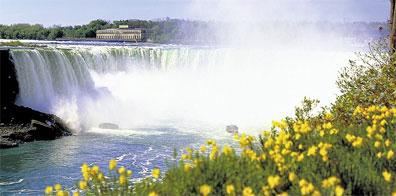 »Reise zu den Niagarafällen - Taste of New York State«