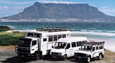 »Reise zum Tafelberg - Kapstadt, Namibia & Victoria Fälle«