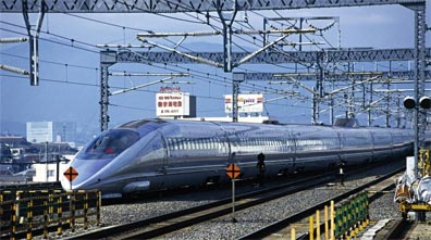 »Die japanische Bahn steht für Pünktlichkeit und Zuverlässigk«
