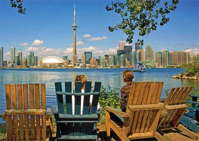 »Toronto - Charmantes Ostkanada Mietwagenreise«