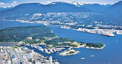 »Rundreise nach Vancouver - Kanadische Kontraste«