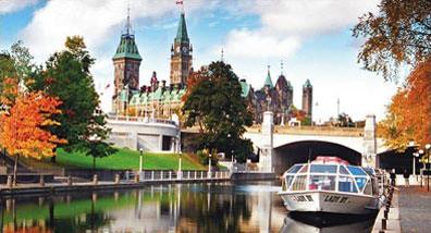 »Reise nach Ottawa - The Canadiana Busreise Kanada«