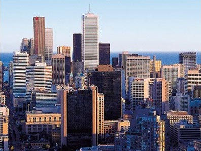»Reise nach Toronto - The Canadiana Rundreise Kanada«