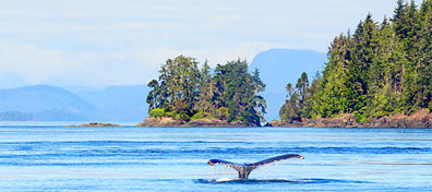 »15-Tage-Erlebnisreise Kanada - Naturwunder Westkanada«