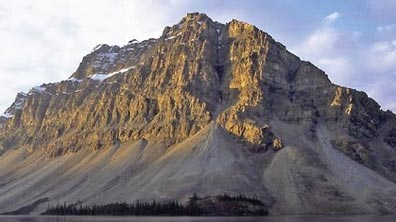 »Kanada für Genießer: Bow Lake, Banff Nationalpark«