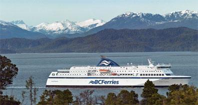 »Fähre Inside Passage - Rundreise Kanada für Genießer«