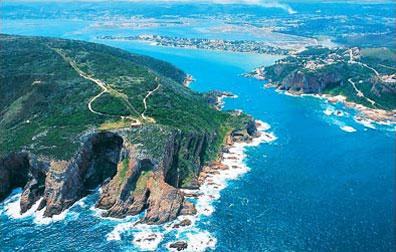 »Reise nach Knysna - Kap Sinfonie Südafrika«