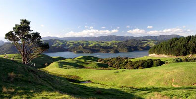 »Im Land der Kiwis: Coromandel-Halbinsel«