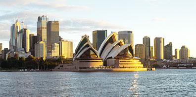 »Die Oper in Sydney - Rundreise Australien und Neuseeland«